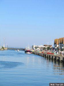 dag 1 de haven van courseuilles sur mer