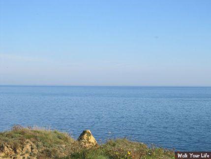 dag 1 een uitzicht op de zee