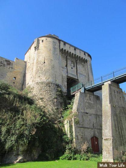 dag 2 een kasteel in caen