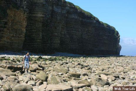 dag 3 kilometers van steen naar steen