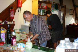onze keukenploeg
