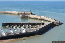 Dag 2 de haven van Port en Bessin