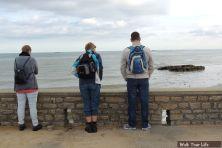 Dag 2 uitzicht op de baai