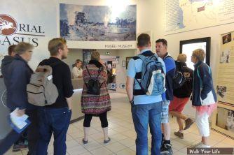 Dag 3 In museum