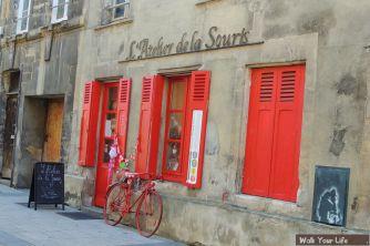 Dag 3 plaatje in Caen