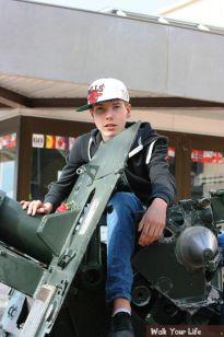 d2jules op een kanon