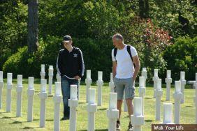 d3 amerikaans kerkhof