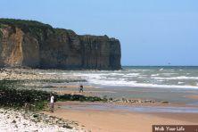 d3 arno en jules op het strand