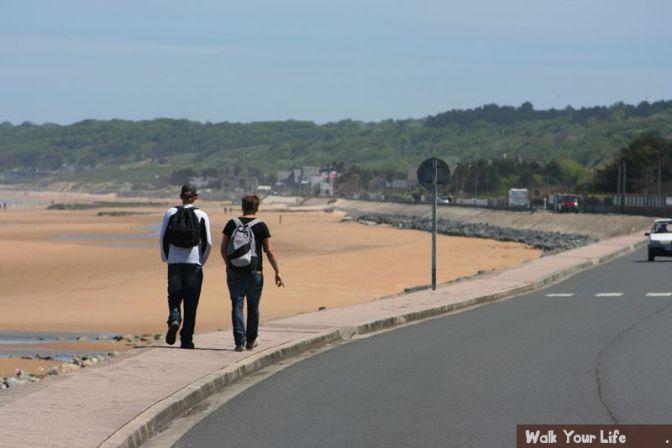 d3 the longest way omaha beach