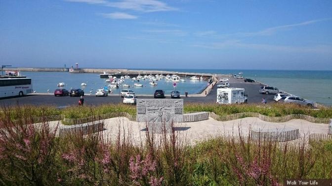dag 1 - de einbestemming een vissershaven