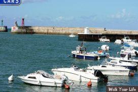 dag 1 de haven van port en bessin