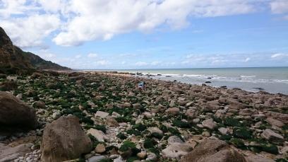 dag 1 - de stenen van juno beach