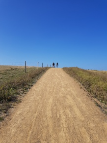 dag 1 - heuvel op