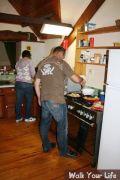 dag 1 marinus aan de kook