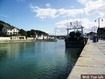 dag 1 port en bessin de haven