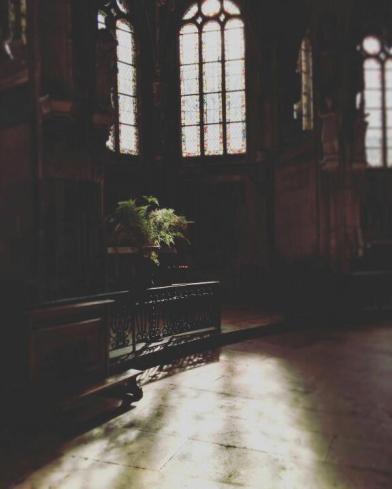 dag 2 - cathedraal caen