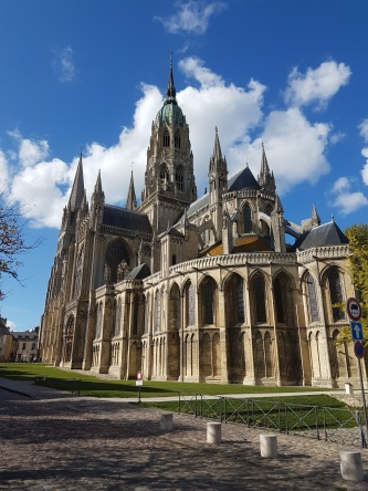 dag 2 - cathedraal van bayeux 2