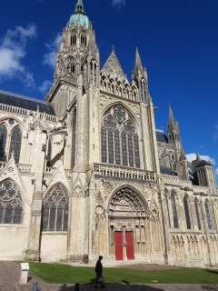 dag 2 - cathedraal van bayeux
