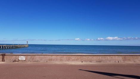 dag 2 - courseuilles het strand
