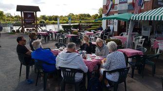 dag 2 - koffie bij het eerste bevrijdde huis van europa