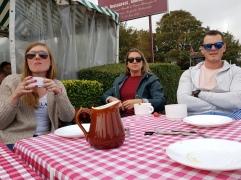dag 2 - koffie bij pegasus bridge