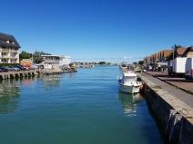 dag 2 - vissershaven aan zee