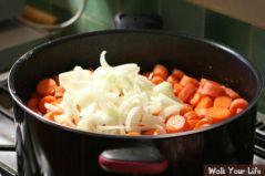 dag 3 6kg aardappels 3kg wortels 3kg uien