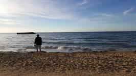 dag 3 - aan het strand