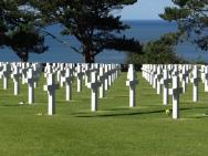 dag 3 - amerikaans kerkhof ca 9600 soldaten