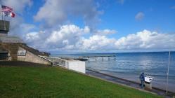 dag 3 - blik op omaha beach