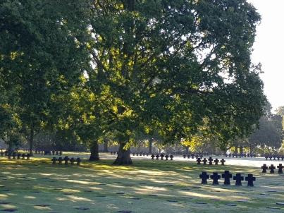 dag 3 - duitse begraafplaats
