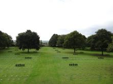 dag 3 - duitse kerkhof start van de dag