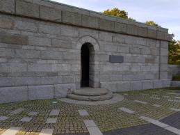 dag 3 - ingang duitse begraafplaats