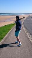 dag 3 - jonne wil naar het strand