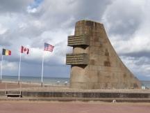 dag 3 - monument bij omaha beach