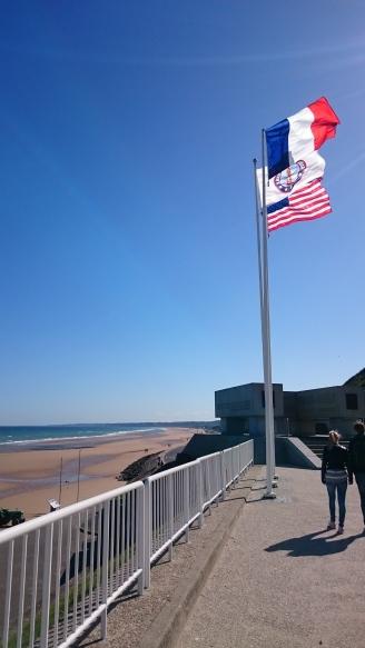 dag 3 - naar amerikaans kerkhof