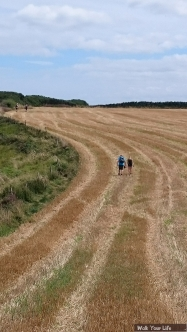 dag 3 - nog 10 km te gaan