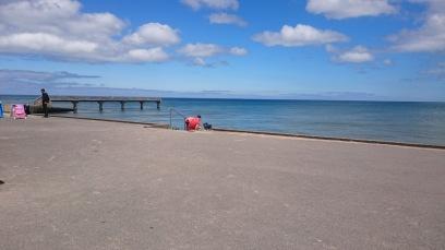 dag 3 - omaha beach ff zitten