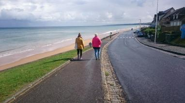 dag 3 - omaha beach to go