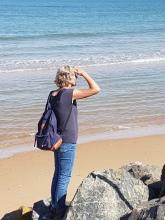 dag 3 - omaha beach...een groot strand bert..