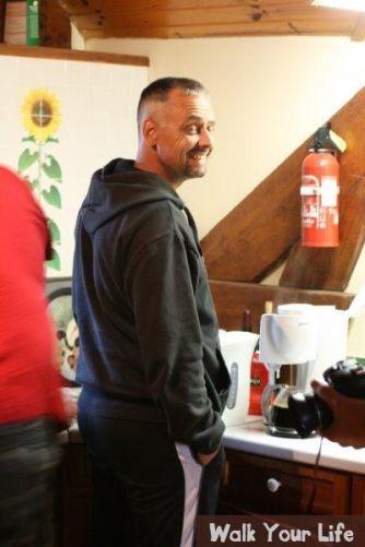 dag 3 ons koffiezetapparaat