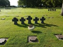 dag 3 - verschil met het amerikaanse kerkhof