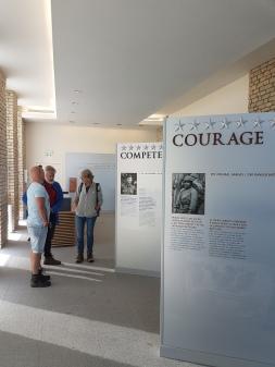 dag 3 - visitors centre point du hoc