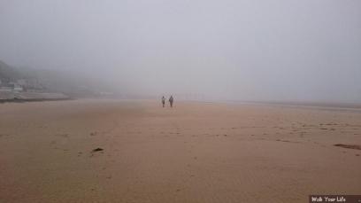 dag 3 - wandelen in de mist