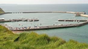 Port en Bessin - eindbestemming dag 1