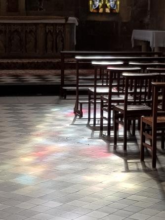 Dag 2 - Cathedraal in Caen