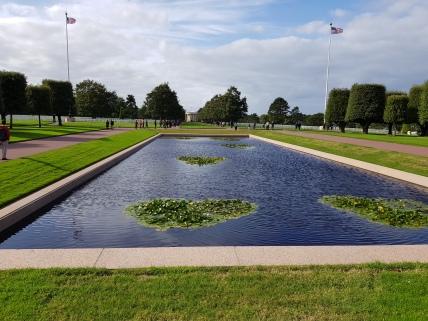 Dag 3 - Amerikaanse begraafplaats, het eindpunt