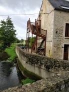 De plaats waar we verblijven - Moulin Morin